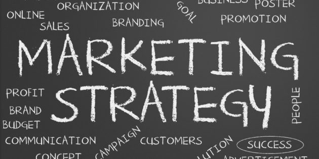 marketing strategy for small business