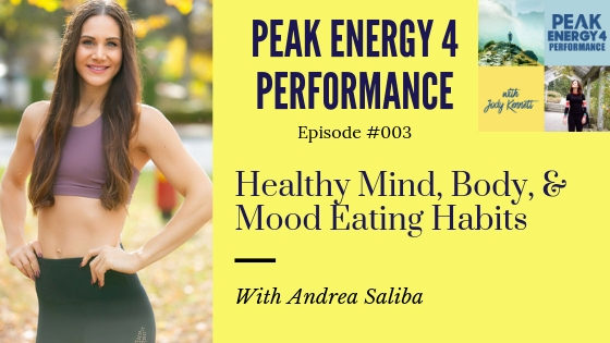 Healthy Mind, Body, Mood Eating Habits