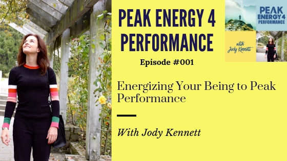 Peak Energy for Performance Podcast